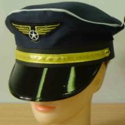 Captain Pilot Hat