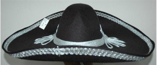 Amigo Sombrero Black