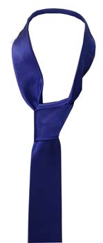 Skinny Tie - Blue