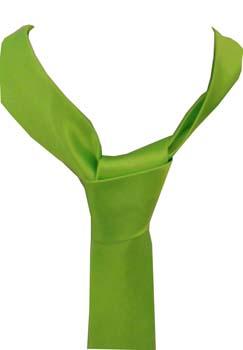 Skinny Tie - Green
