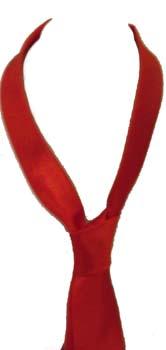 Skinny Tie - Red