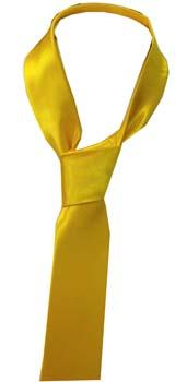 Skinny Tie - Yellow