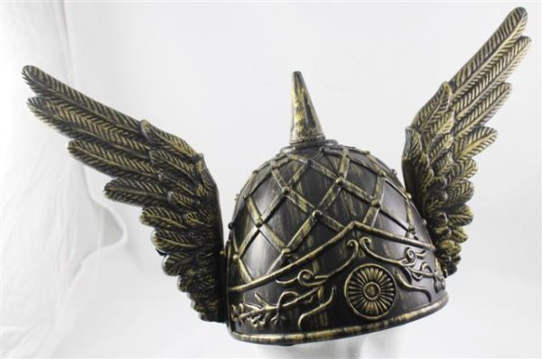 Viking Hat with Wings