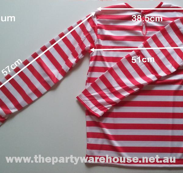 Wally Long Sleeve Shirt Medium
