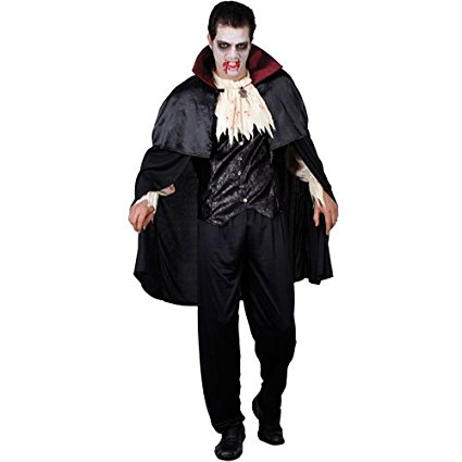 Adult Costume - Count Bloodthirst