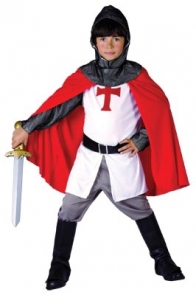 Child Costume - Crusader