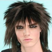 Gothic Rock Star Black