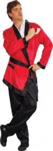 Adult Costume - Smoking Jacket Set
