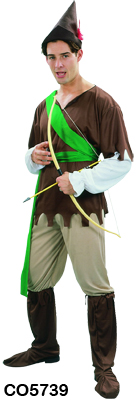 Adult Costume - Robin Hood