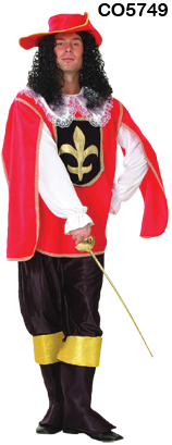 Adult Costume - Musketeer
