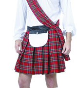 Adult Costume - Scotsman