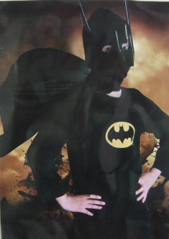 Child Costume - Batman