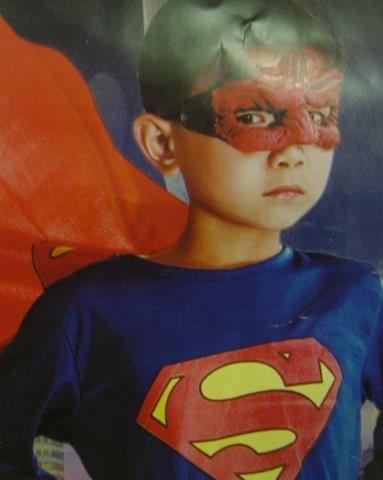 Child Costume - Superman