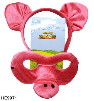 Pig Dress Up