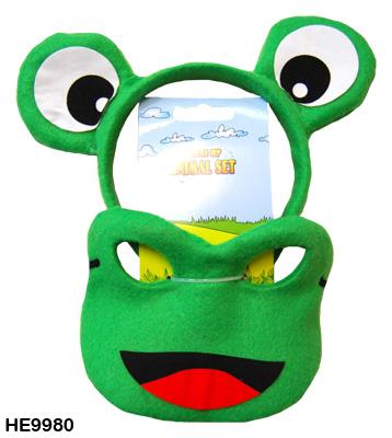 Frog Dress Up