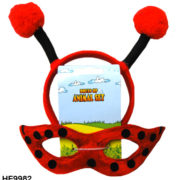 Lady Bug Dress Up
