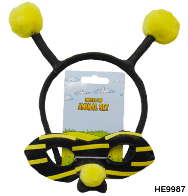 Bumble Bee Dress Up
