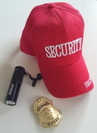 Security Guard Instant Kit