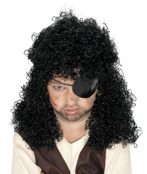 Child Pirate Wig