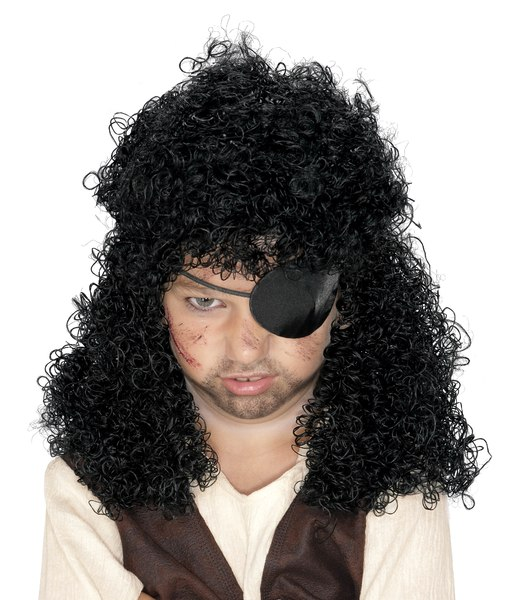Child Pirate Wig