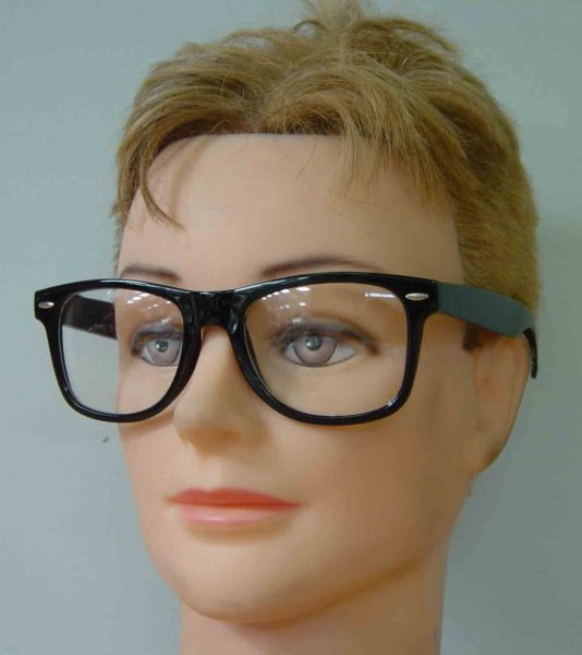 Austin Powers Glasses with Lens