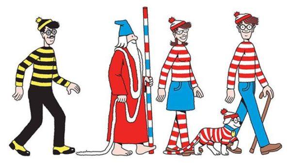 Where's Wally Cartoon