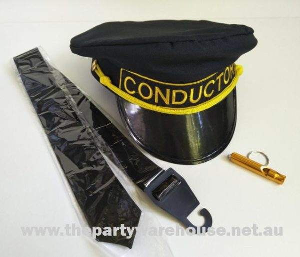 Train Conductor Costume Kit